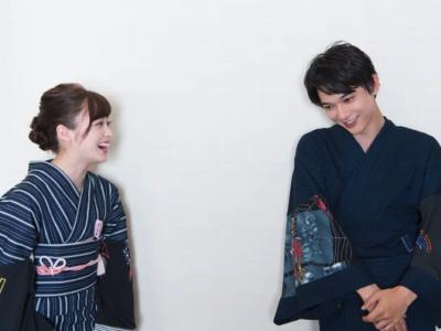 吉沢亮が橋本環奈と銀魂のインタビューで明かしたこととは!?
