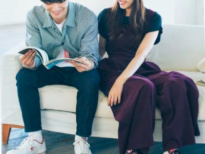 吉沢亮と新木優子がデートインタビューをした!?デートで履くべきスニーカーとは!?